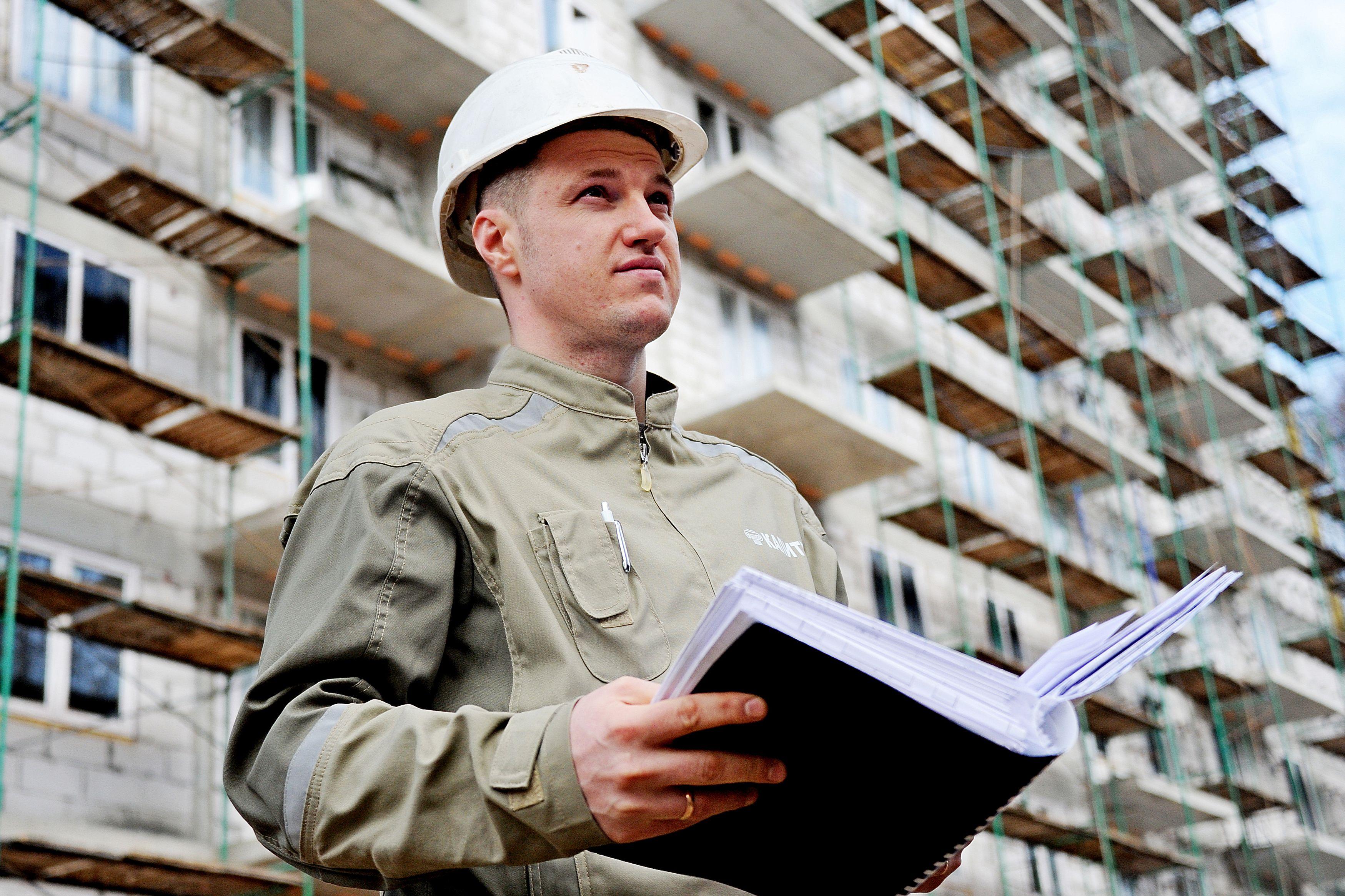 Система «Умные ладошки» помогает контролировать стройки Москвы