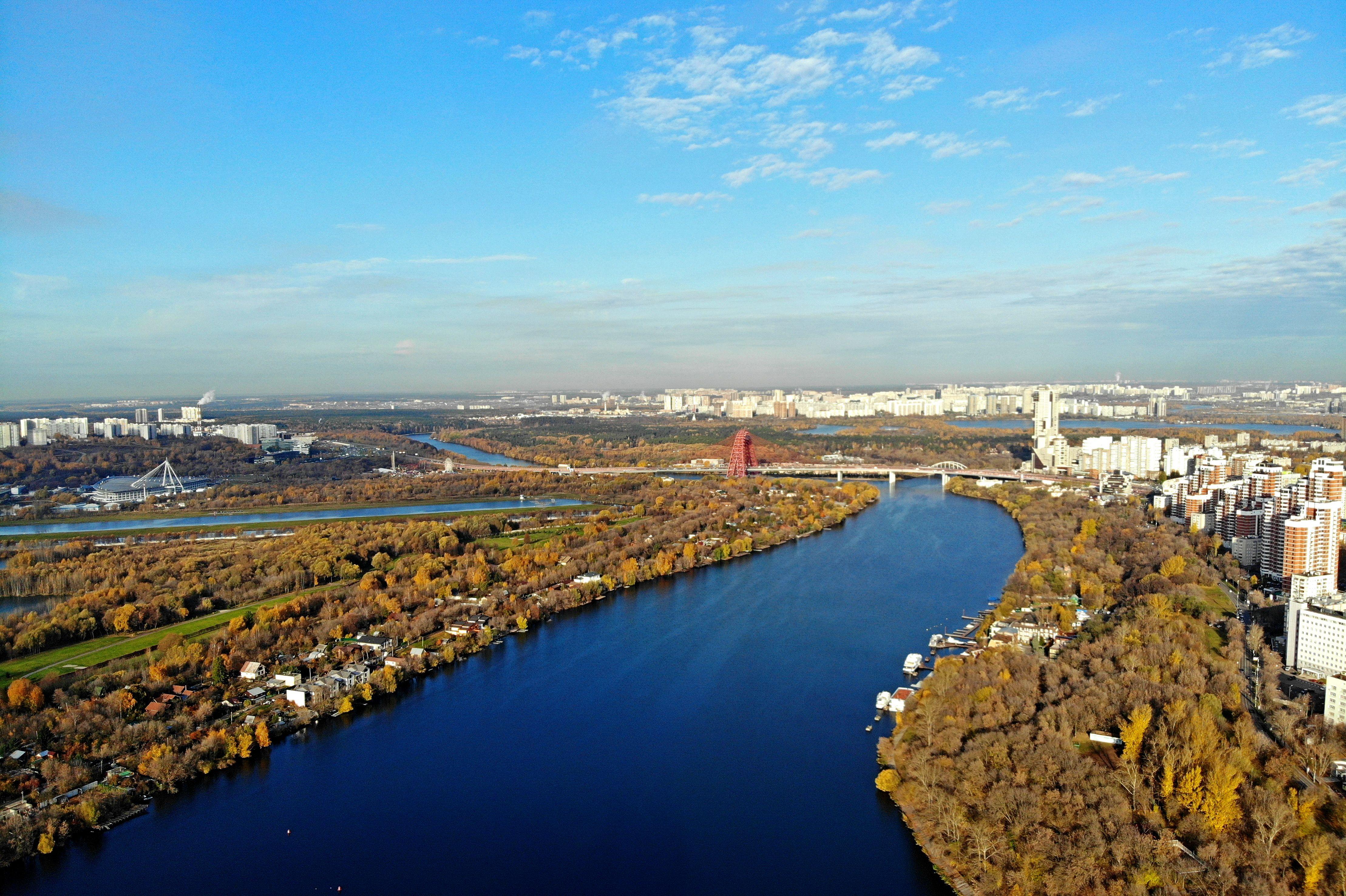 Набережная Москвы-реки получит вертолетную площадку