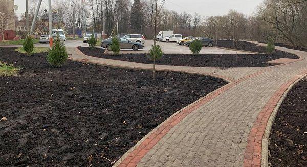 Высадку деревьев завершили в поселении Десеновское