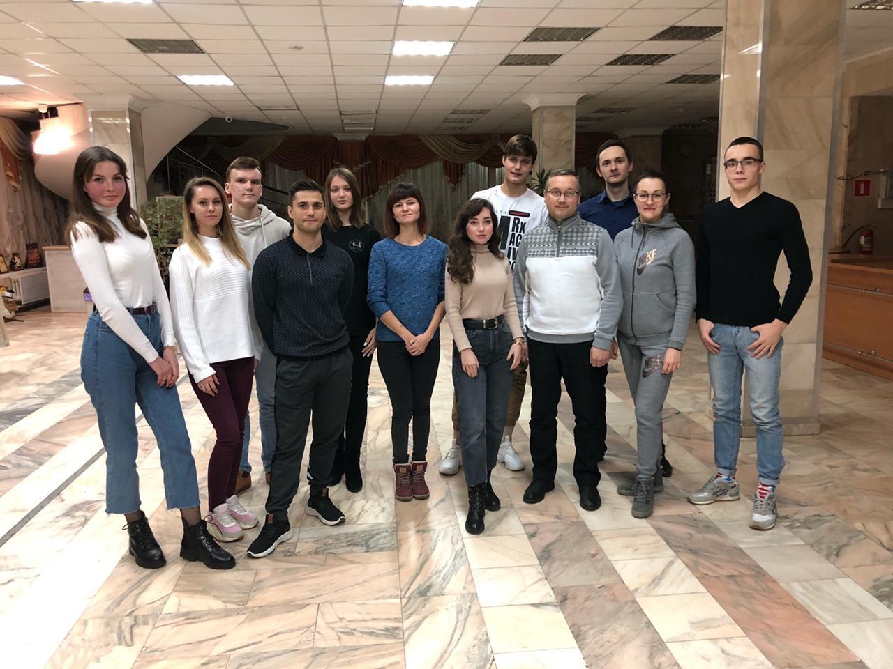 Молодые парламентарии Вороновского провели собрание