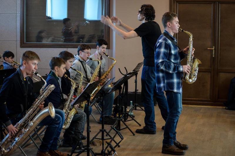 Мастер-класс по джазу проведут в Воскресенском