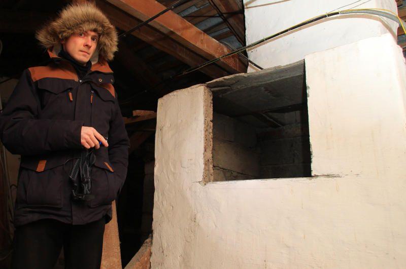 Чердаки и подвалы проверили в жилых домах в Михайлово-Ярцевском