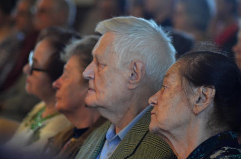 Программу о Санкт-Петербурге проведут для Совета ветеранов Воскресенского