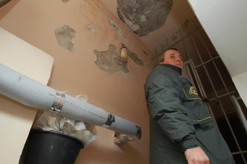Проверку чердачных и подвальных помещений провели в Щербинке