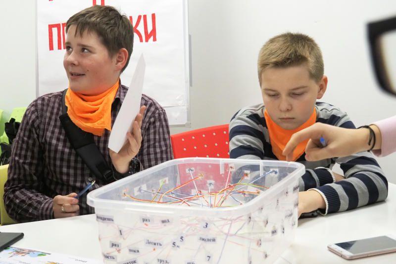 Встреча игрового клуба прошла в библиотеке №259 поселения Московский