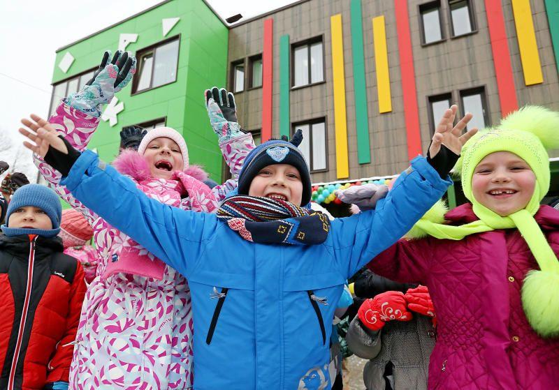 Детский сад ввели в эксплуатацию в Филимонковском. Фото: Виктор Хабаров