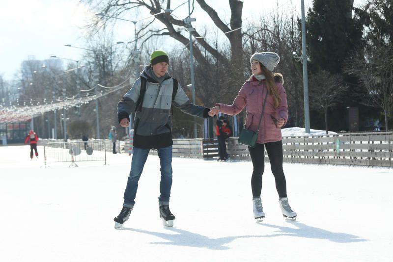 Жители Москвы получат почти четыре тысячи объектов зимней инфраструктуры