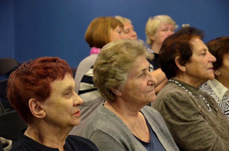 Представители Совета ветеранов Щаповского посетят концерт