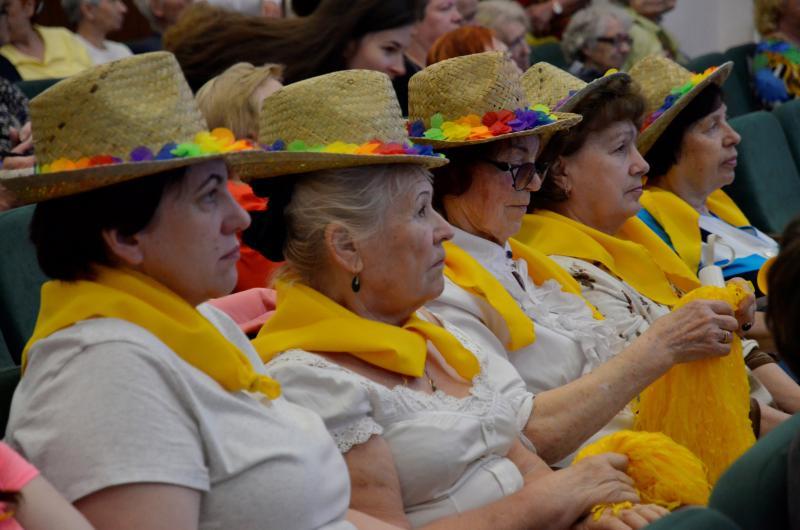 Концерт для получателей социальных услуг проведут в Воскресенском