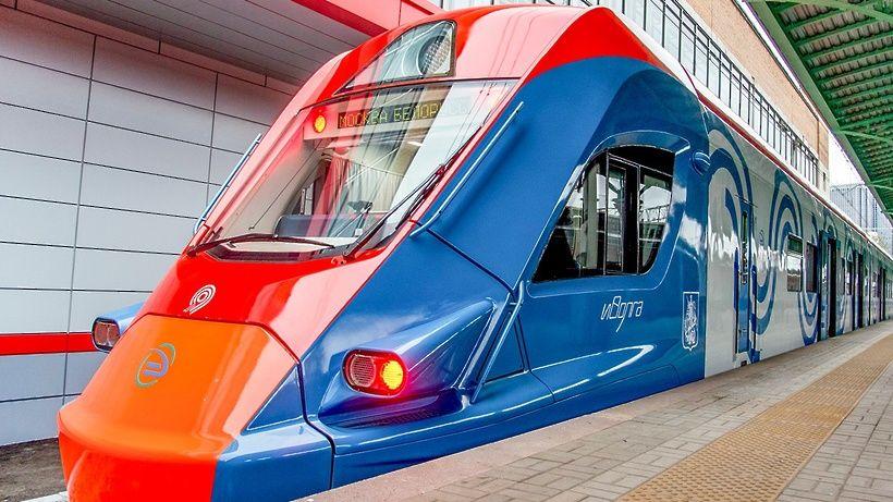 Открыто движение по первым Московским центральным диаметрам. Фото: официальный сайт мэра Москвы