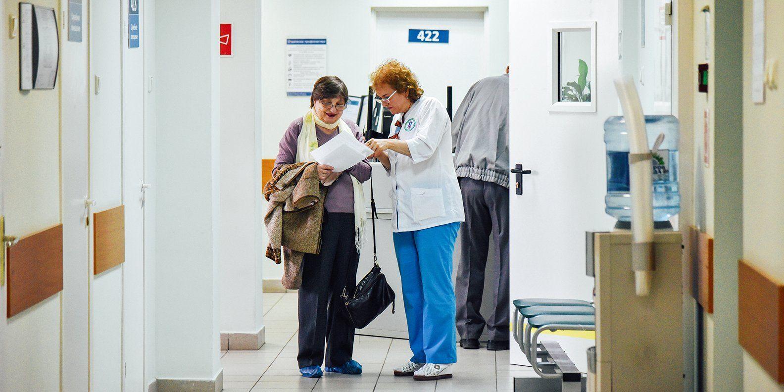 За четыре дня почти 2000 горожан проверили легкие в центрах госуслуг