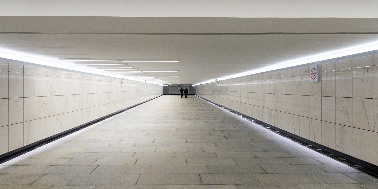 Подземный переход через железнодорожные пути проведут в Киевском