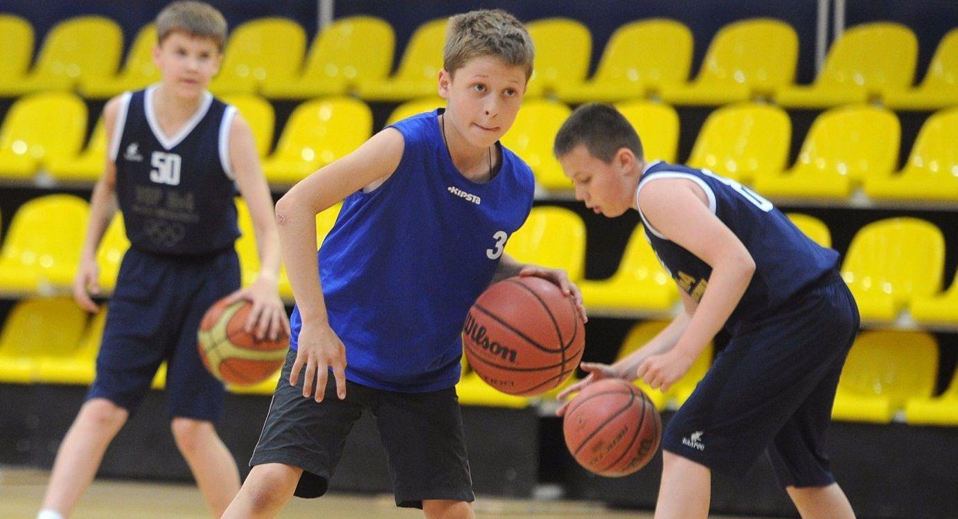 Соревнования состоятся в спортивном зале образовательной площадки. Фото: официальный сайт мэра Москвы