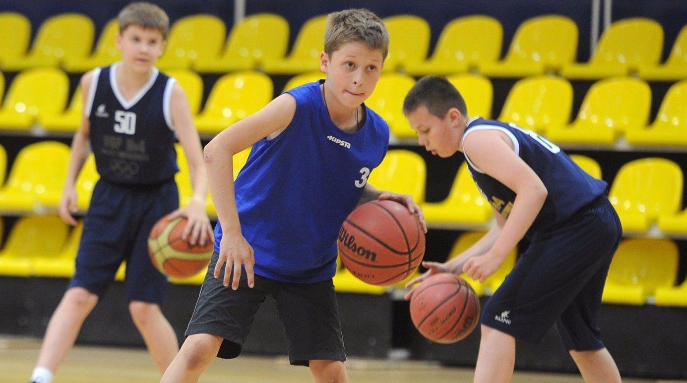 Соревнования по баскетболу проведут в Марушкинском