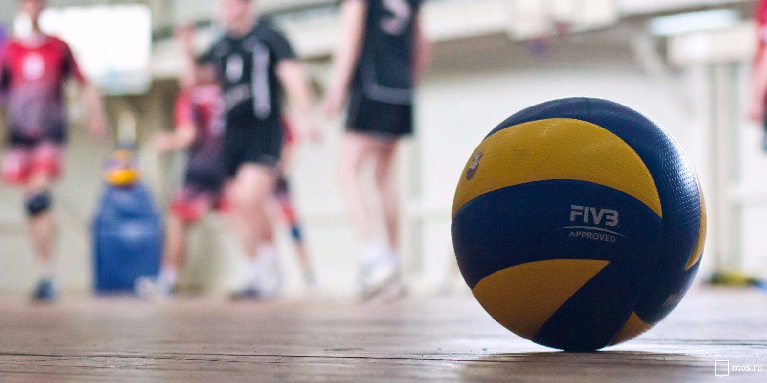 Окружной турнир по волейболу проведут в Краснопахорском