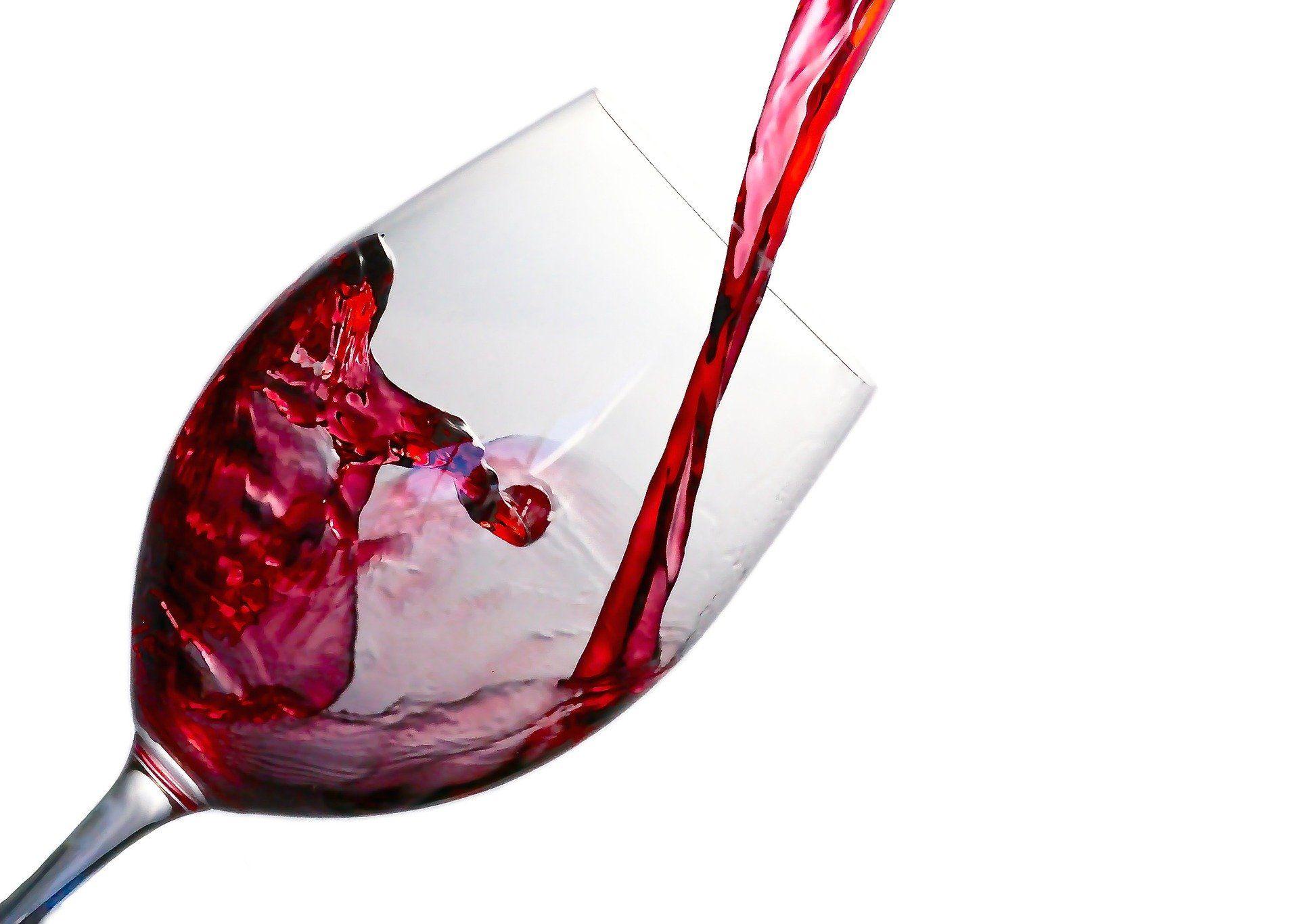 Необычное гранатовое вино