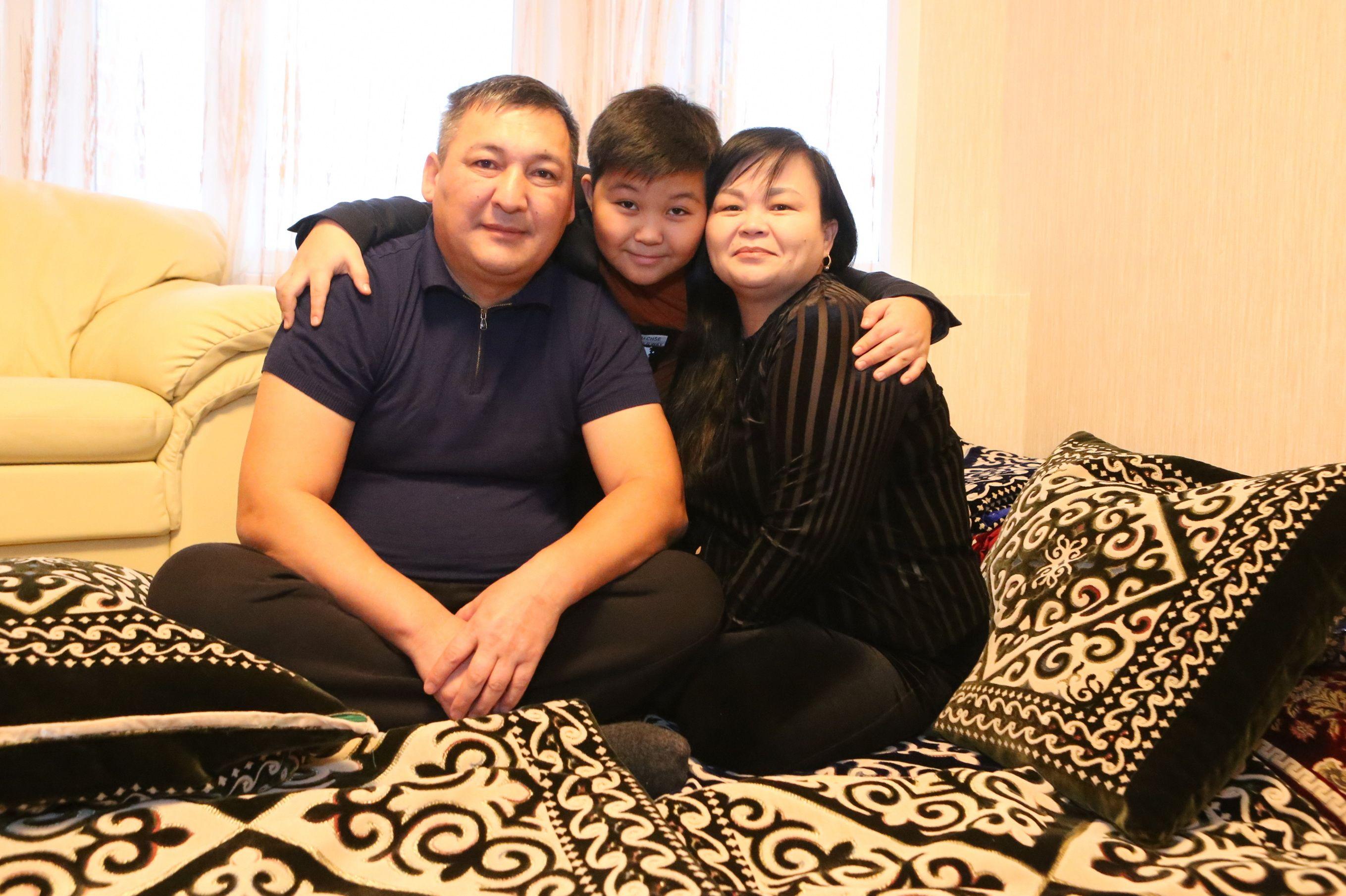 Казахский соловей