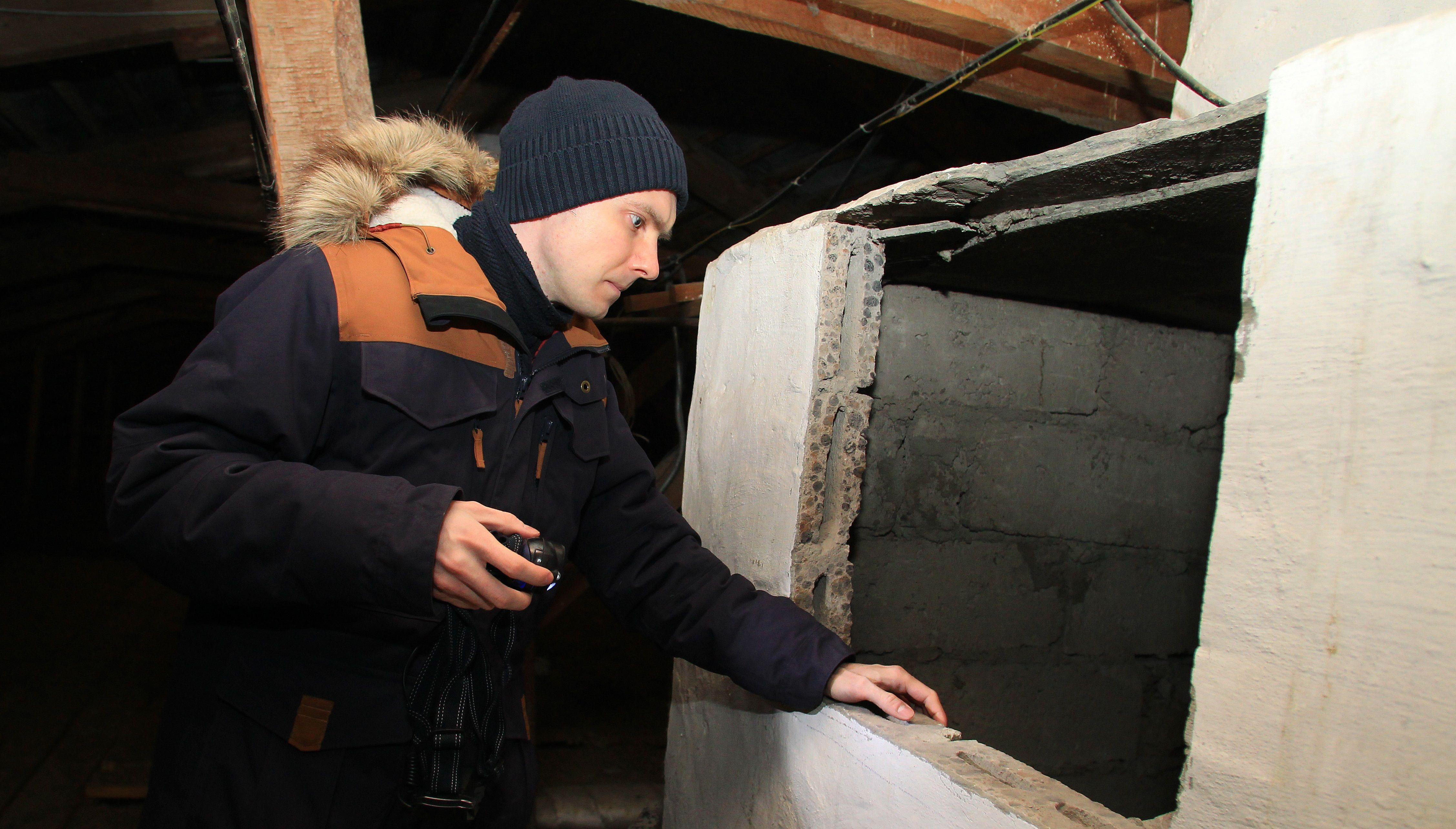 Очередная проверка технических помещений состоялась в Михайлово-Ярцевском