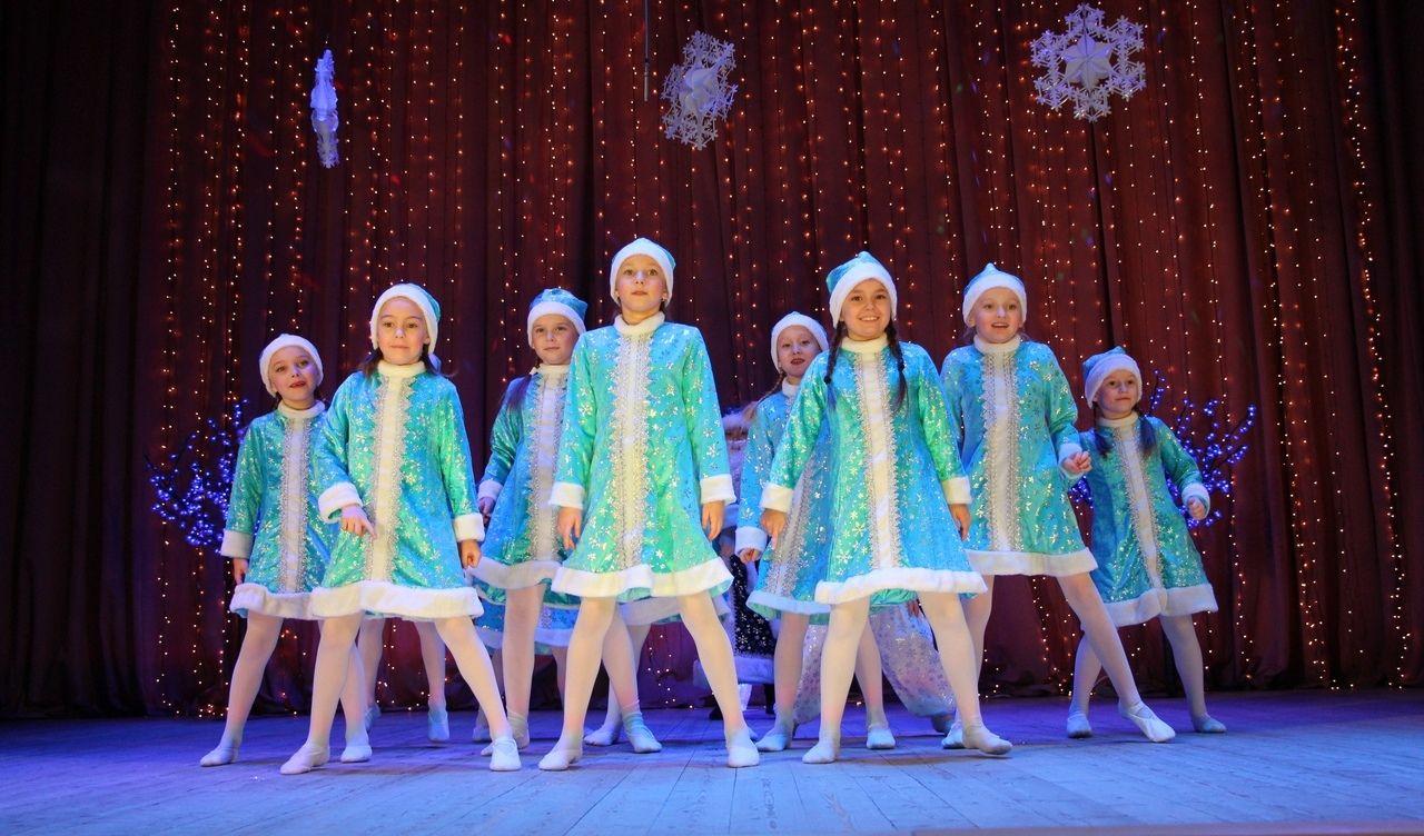 Новогодний концерт состоится в Первомайском