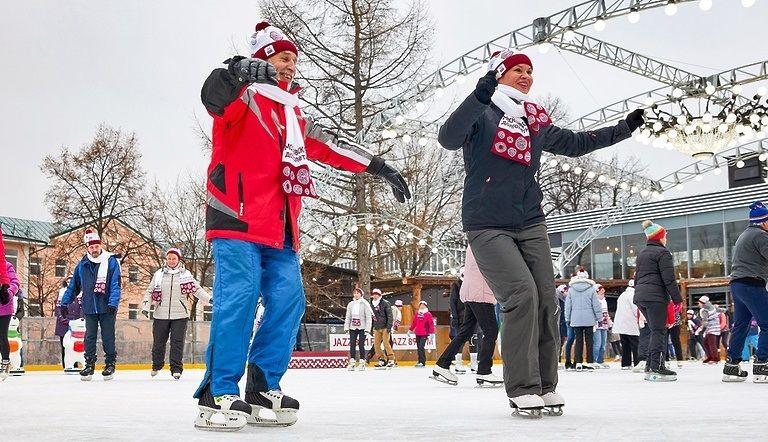 Новогодний праздник состоится в парке Сокольники. Фото: сайт мэра Москвы