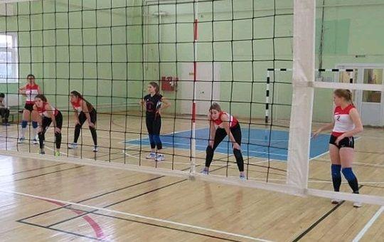Волейболистки из Краснопахорского одержали победу в матче