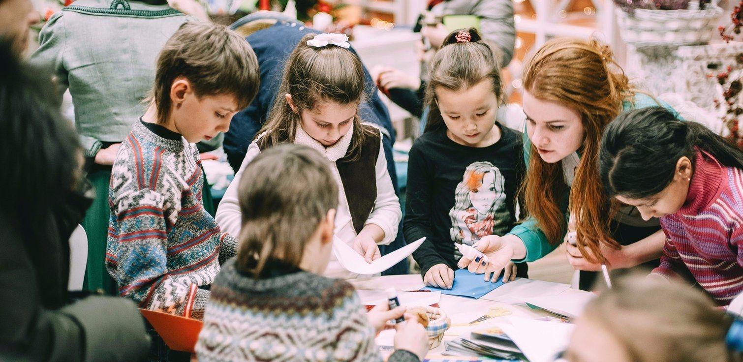 Рождественский мастер-класс состоится в Первомайском
