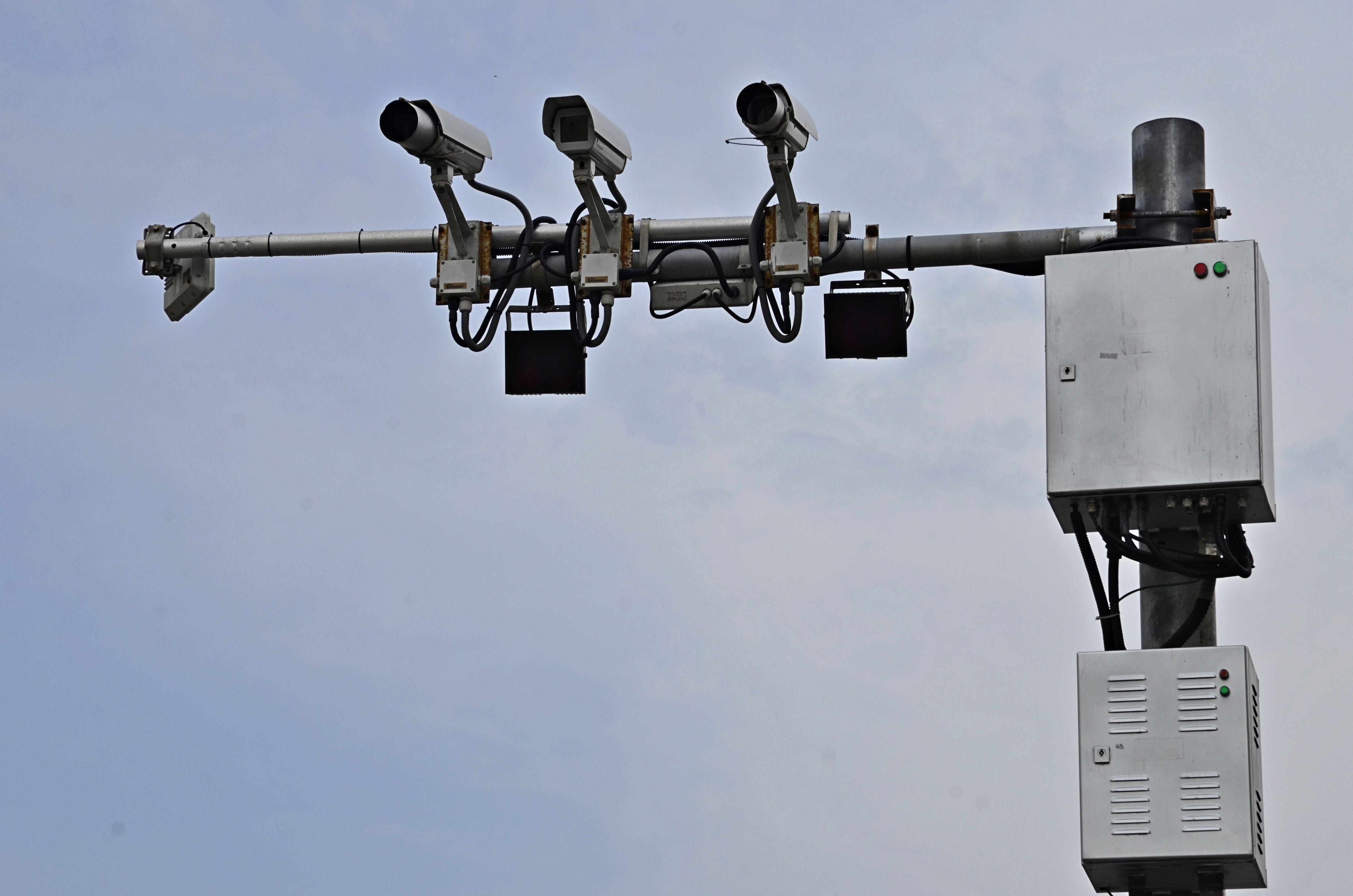 Дорожные камеры снизили число ДТП в Москве на 23% за девять лет