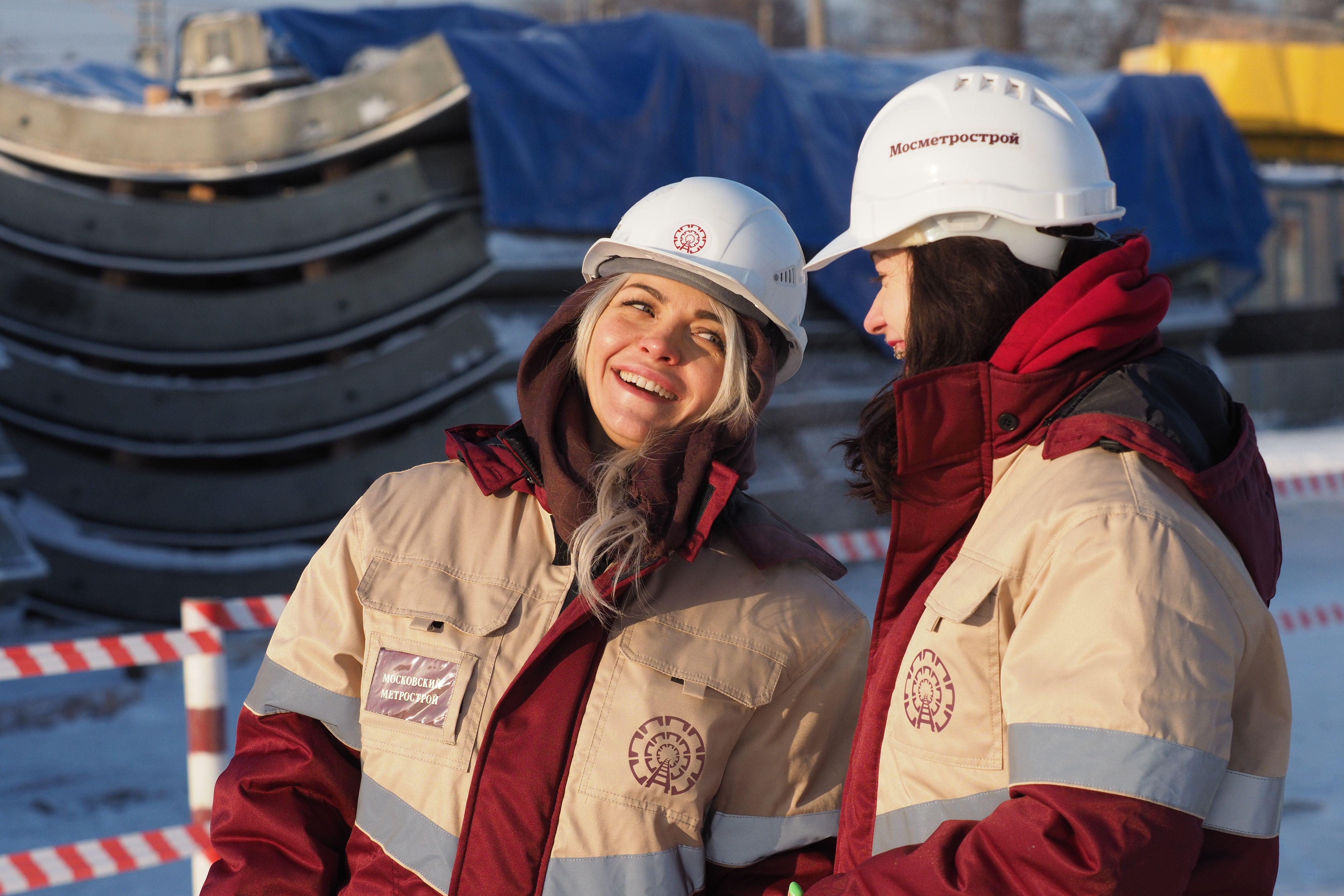 Метро Москвы начало проходку нового тоннеля началась на Коммунарской линии