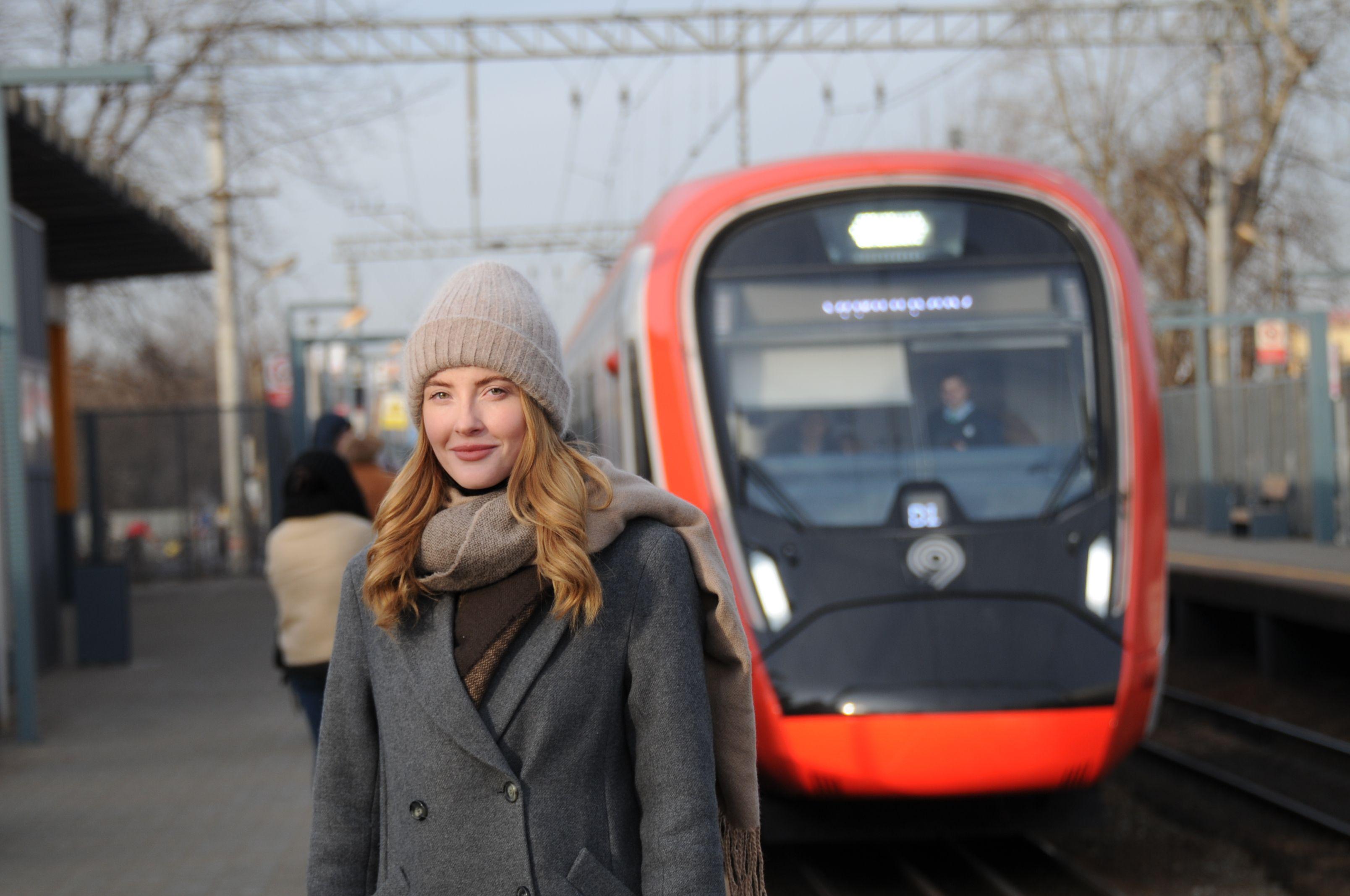 Станция МЦД-2 «Остафьево» находится в финальной стадии готовности