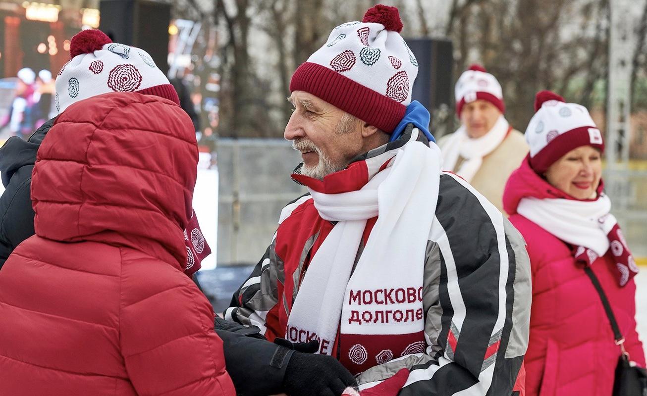 Новогодний фестиваль в «Сокольниках» посетили жители Кокошкина