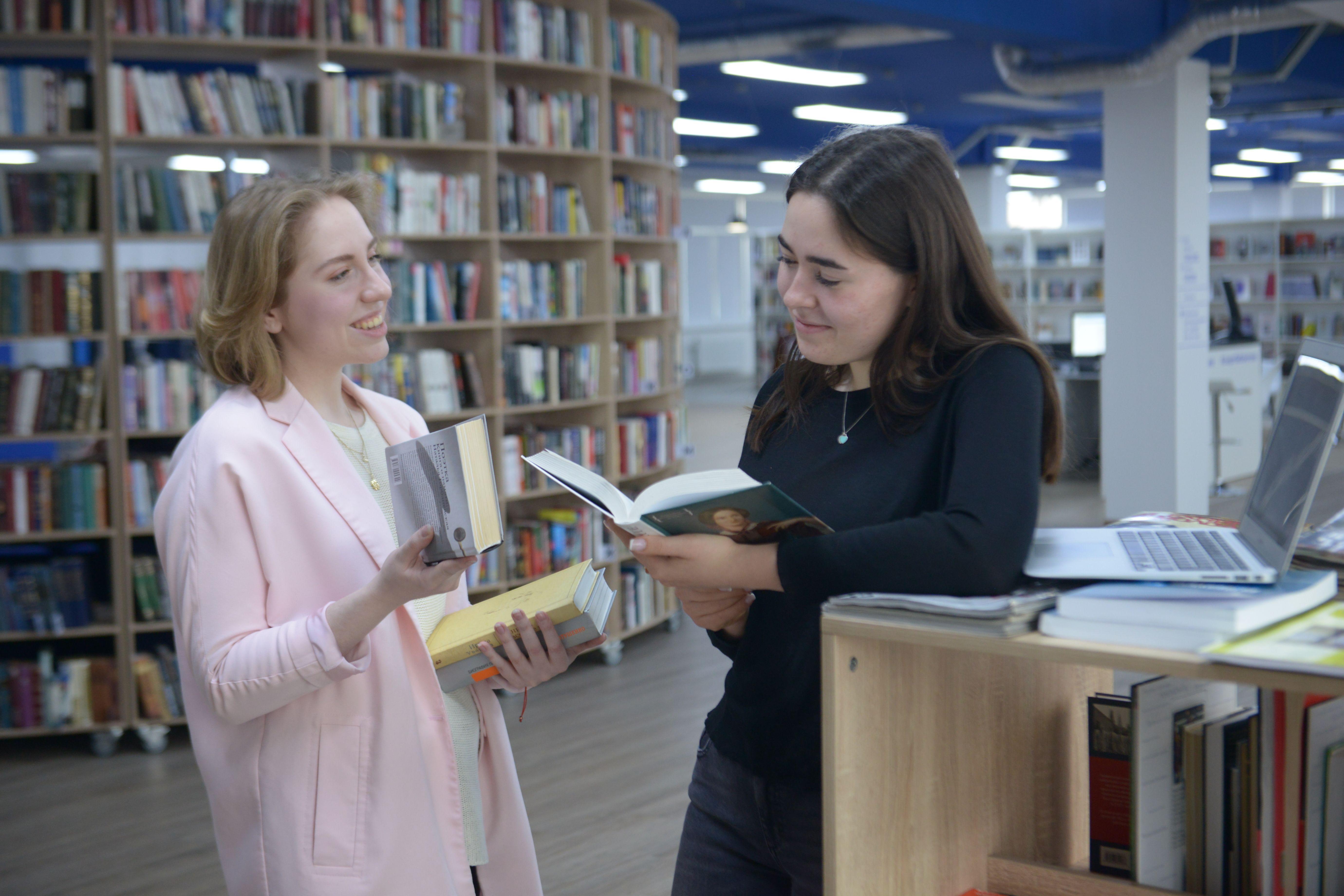 Москвичи определят культурно-досуговую программу библиотек