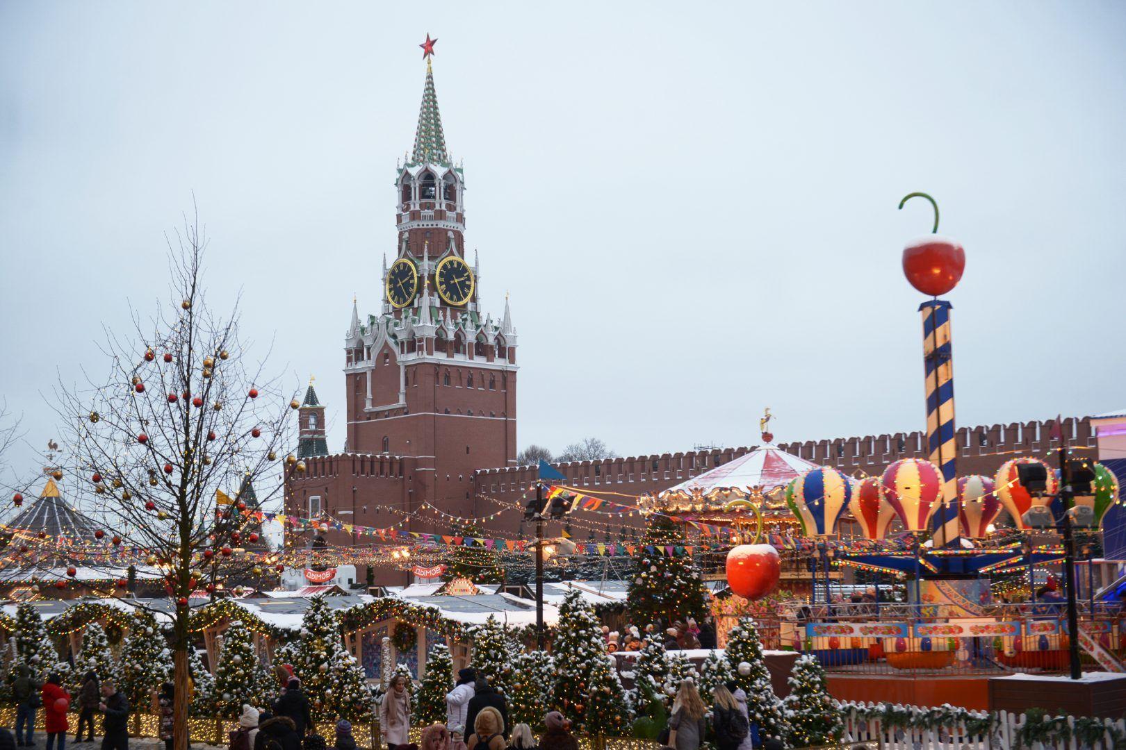 Москва примет участие в восьми туристических выставках. Фото: Наталья Феоктистова