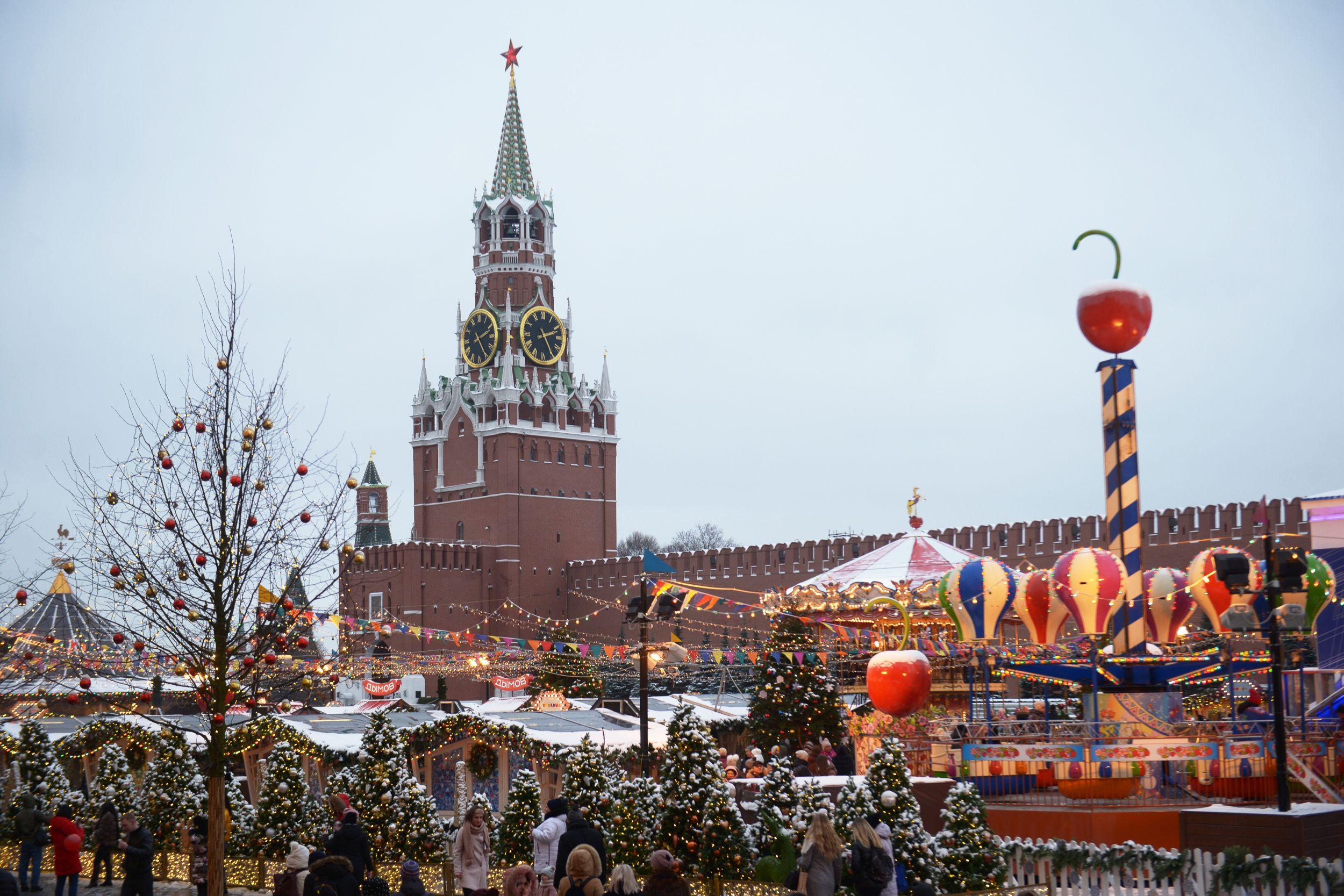 Москва примет участие в восьми выставках по туризму