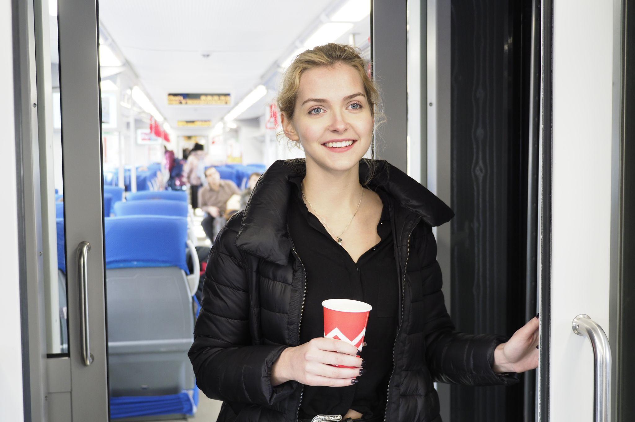 Пассажиры «Ласточек» на МЦК установили новый рекорд
