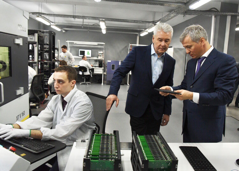 Сергей Собянин сообщил предварительные результаты работы технопарков.Фото: архив, «Вечерняя Москва»