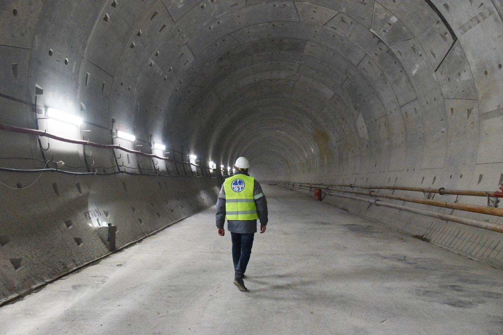 Проект планировки станции «Новомосковская» на Сокольнической линии метро утвердили