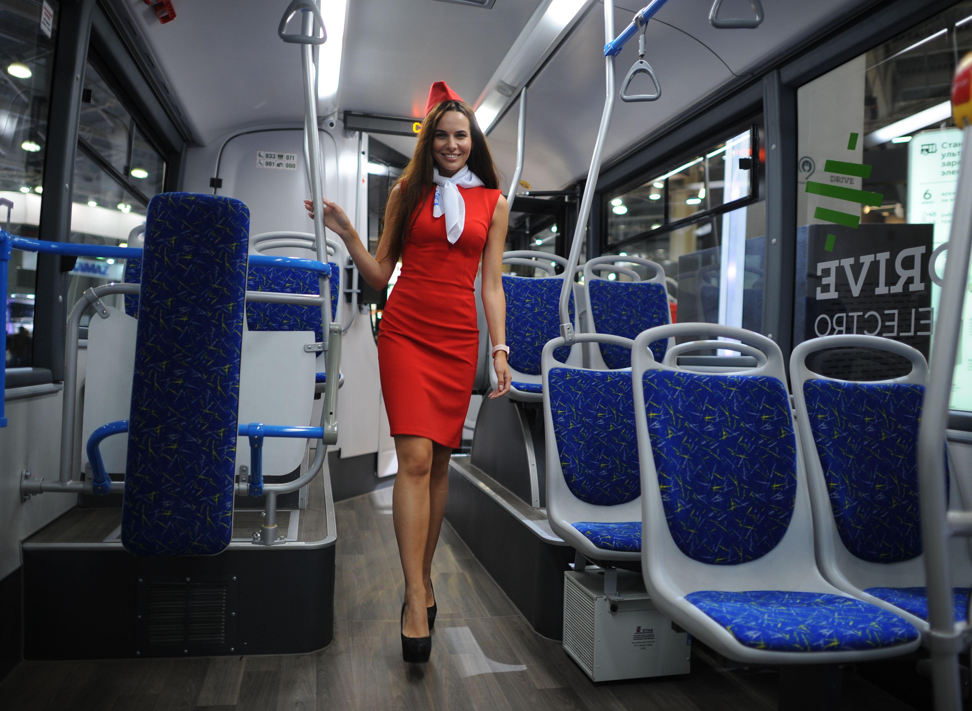 Электробусы «захватили» еще один маршрут в Москве