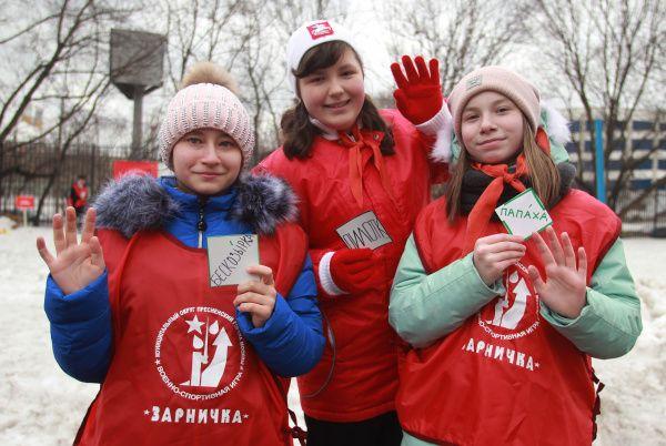 Жители Первомайского примут участие в военно-патриотической игре