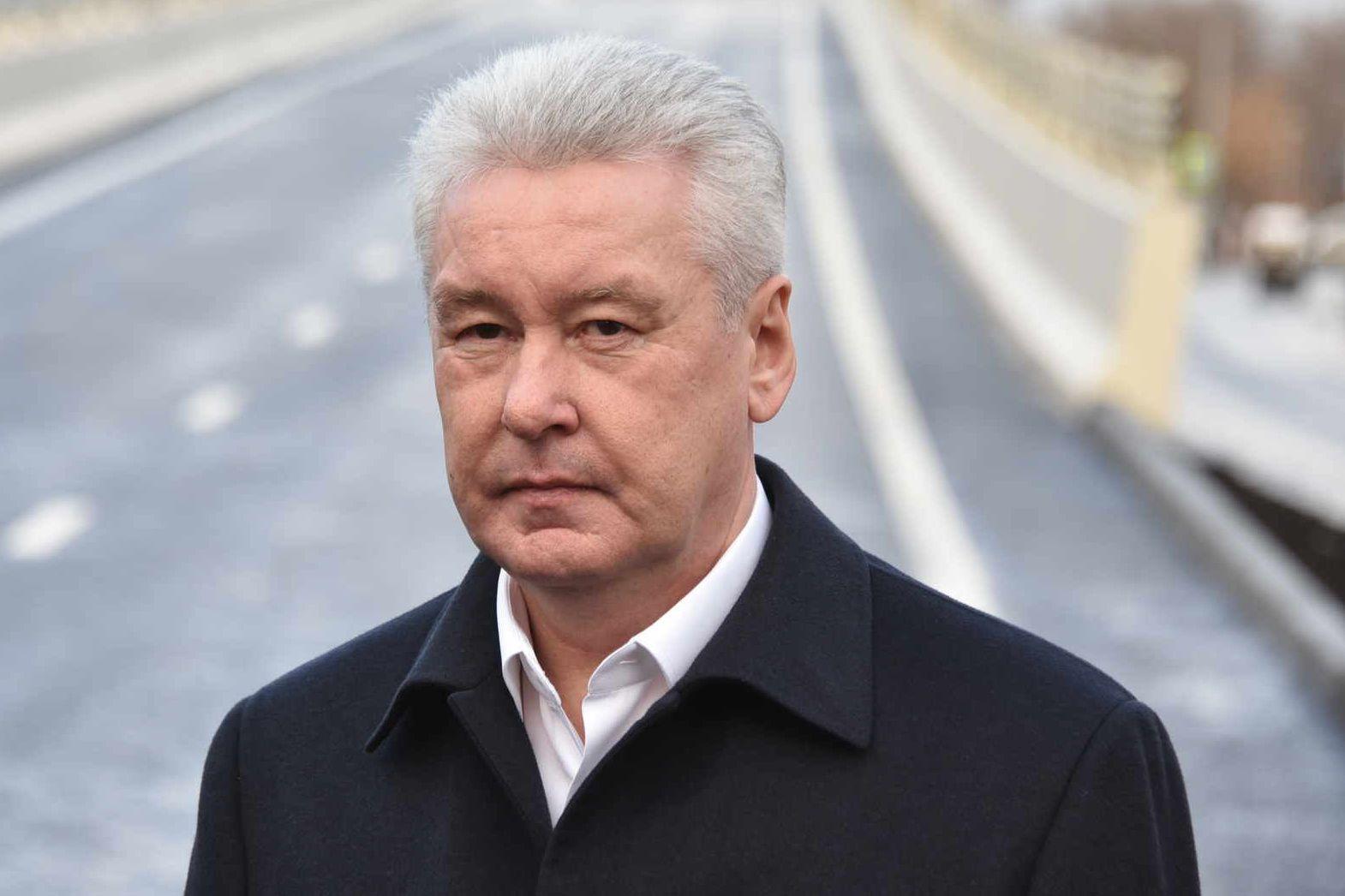Собянин открыл дублер Варшавского шоссе между Южной рокадой и МКАД
