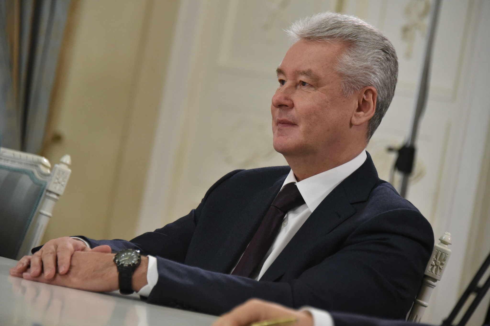 Сергей Собянин дал год на обновление подвижного состава МЦД