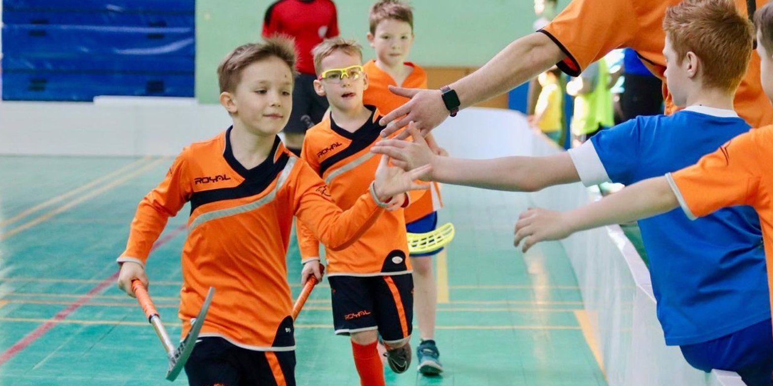 Юноши из Кленовского выступят на турнире по флорболу