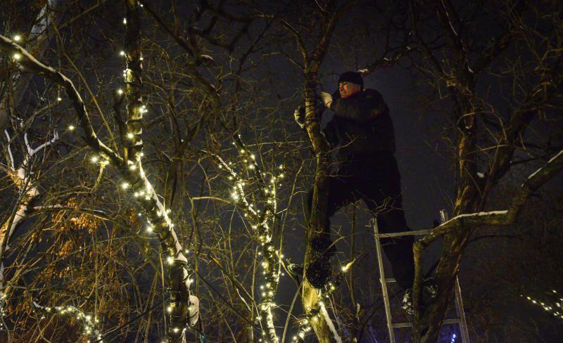 Работы запланировали завершить до 15 декабря. Фото: архив, «Вечерняя Москва»
