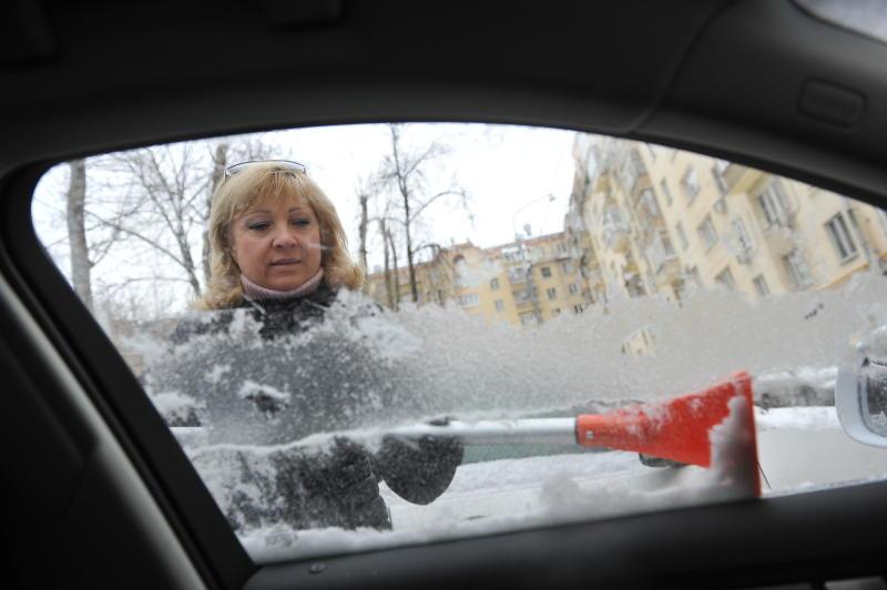 Москвичам пообещали ледяной дождь