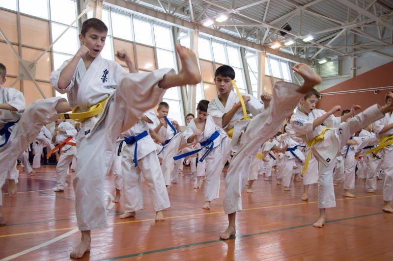 Новогодний марафон «Сейкен чудан цуки» проведут в Первомайском