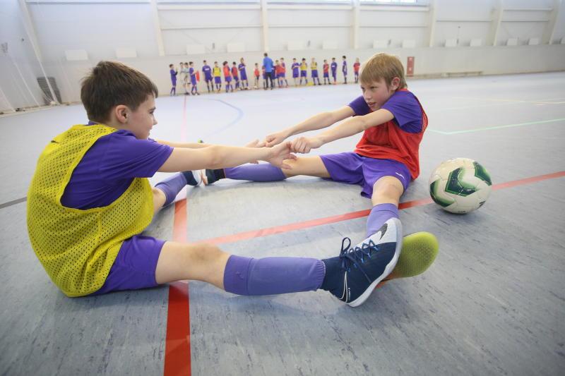 Юноши из Михайлово-Ярцевского выступят на турнире по мини-футболу