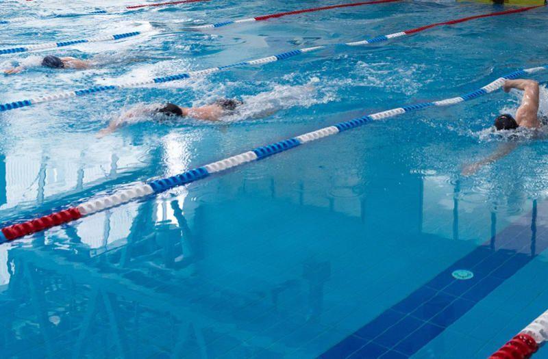 Соревнования по плаванию состоялись в Сосенском