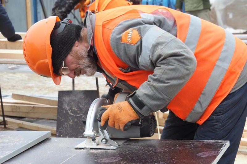 Шиферную кровлю дома отремонтируют в Марушкинском