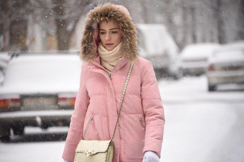Во вторник в Москве ожидается мокрый снег