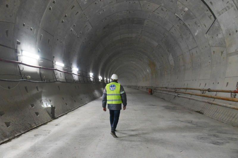 В Новой Москве откроют 25 станций метро к 2035 году
