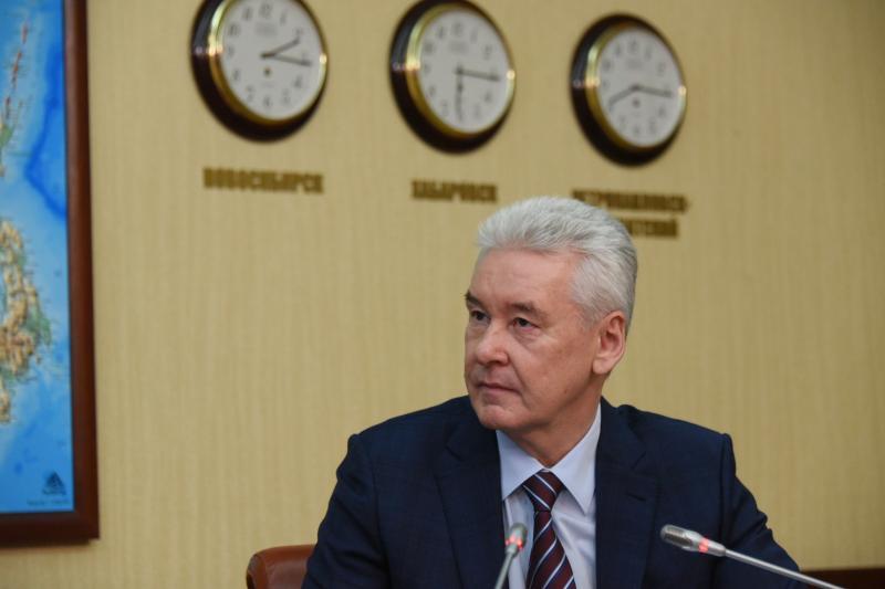 Собянин не оставил без ответа ни одного вопроса депутатов Мосгордумы. Фото: мэр Москвы Сергей Собянин